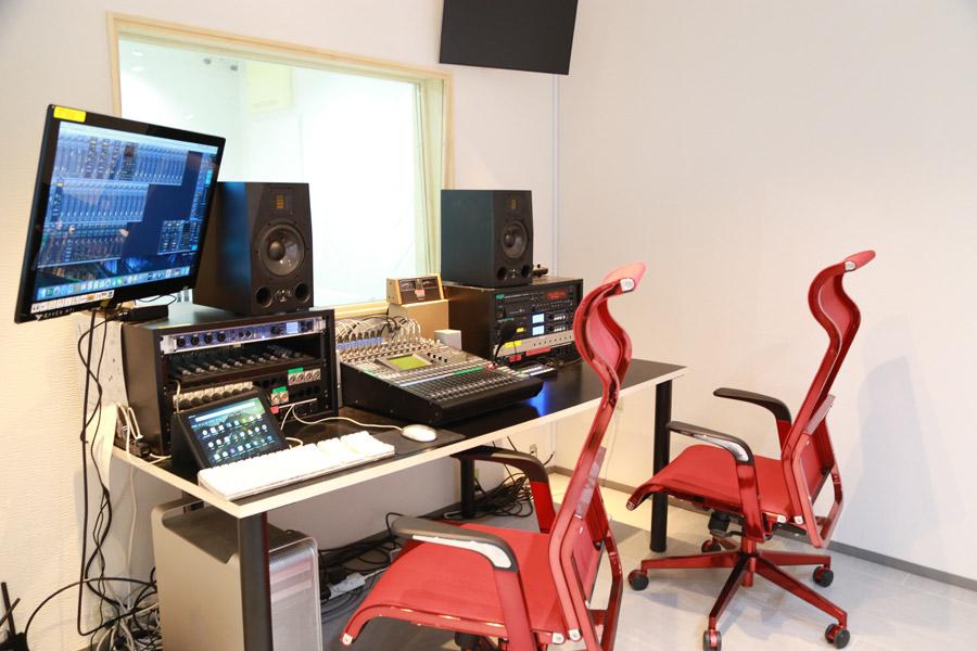 スタジオの機材2