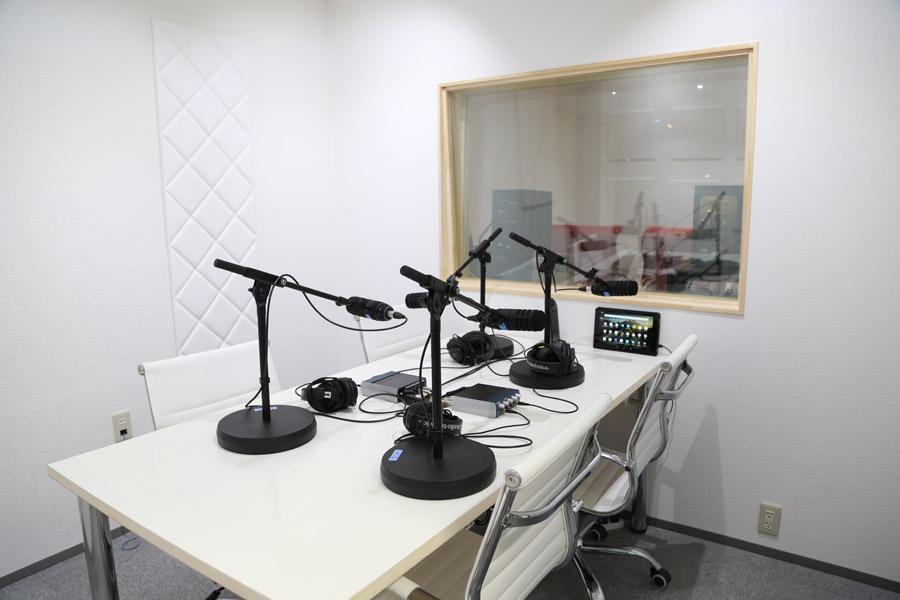スタジオの機材4
